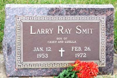 SMIT, LARRY RAY - Sioux County, Iowa | LARRY RAY SMIT