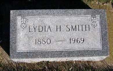 SMITH, LYDIA H. - Sioux County, Iowa | LYDIA H. SMITH
