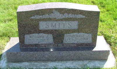 SMITS, WILLIAM J. - Sioux County, Iowa | WILLIAM J. SMITS