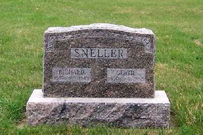 SNELLER, RICHARD - Sioux County, Iowa | RICHARD SNELLER