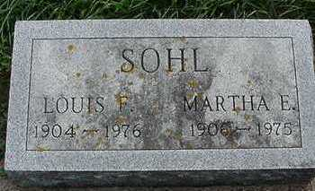 SOHL, LOUIS - Sioux County, Iowa | LOUIS SOHL