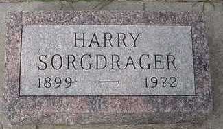 SORGDRAGER, HARRY - Sioux County, Iowa | HARRY SORGDRAGER