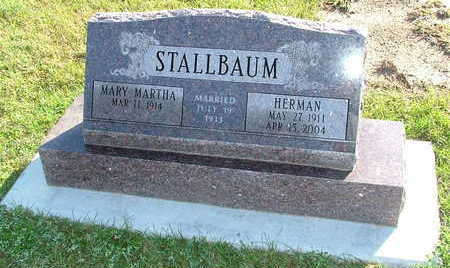 STALLBAUM, HERMAN - Sioux County, Iowa | HERMAN STALLBAUM