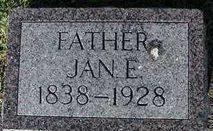 STARKENBURG, JAN E. (FATHER) - Sioux County, Iowa | JAN E. (FATHER) STARKENBURG