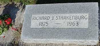 STARKENBURG, RICHARD J. - Sioux County, Iowa | RICHARD J. STARKENBURG