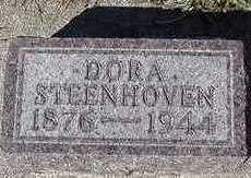 STEENHOVEN, DORA - Sioux County, Iowa | DORA STEENHOVEN