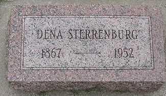 STERRENBURG, DENA  D.1952 - Sioux County, Iowa | DENA  D.1952 STERRENBURG