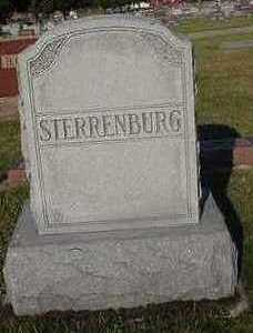 STERRENBURG, HEADSTONE - Sioux County, Iowa | HEADSTONE STERRENBURG