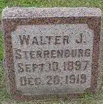 STERRENBURG, WALTER J. - Sioux County, Iowa | WALTER J. STERRENBURG