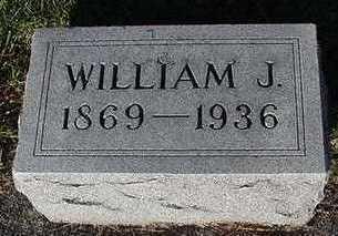 STERRENBURG, WILLIAM J. - Sioux County, Iowa   WILLIAM J. STERRENBURG