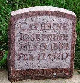 STREIT, CATHERINE JOSEPHINE - Sioux County, Iowa | CATHERINE JOSEPHINE STREIT
