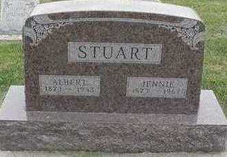 STUART, JENNIE - Sioux County, Iowa | JENNIE STUART