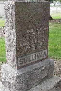 SULLIVAN, MARY J. (MRS. JEREMIAH) - Sioux County, Iowa | MARY J. (MRS. JEREMIAH) SULLIVAN
