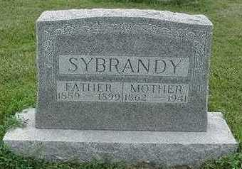 SYBRANDY, MOTHER - Sioux County, Iowa | MOTHER SYBRANDY