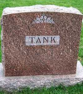 TANK, HEADSTONE - Sioux County, Iowa | HEADSTONE TANK
