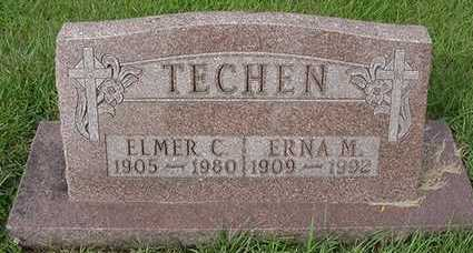 TECHEN, ELMER - Sioux County, Iowa | ELMER TECHEN
