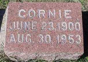 TEGROTENHUIS, CORNIE - Sioux County, Iowa | CORNIE TEGROTENHUIS