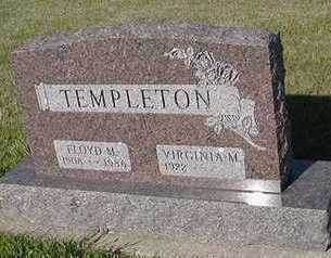 TEMPLETON, VIRGINIA M. - Sioux County, Iowa | VIRGINIA M. TEMPLETON