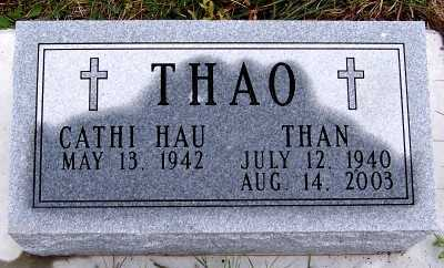 THAO, THAN - Sioux County, Iowa | THAN THAO