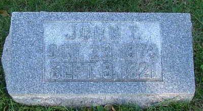 TIERNAN, JOHN T. - Sioux County, Iowa | JOHN T. TIERNAN