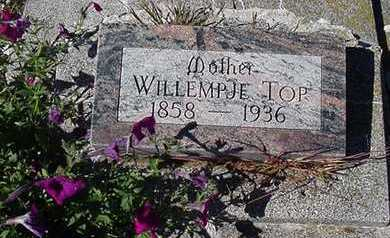 TOP, WILLEMPJE - Sioux County, Iowa | WILLEMPJE TOP