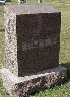TOTT, HEADSTONE - Sioux County, Iowa | HEADSTONE TOTT
