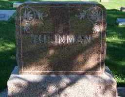 TUIJNMAN, HEADSTONE - Sioux County, Iowa | HEADSTONE TUIJNMAN