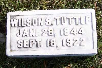 TUTTLE, WILSON S. - Sioux County, Iowa | WILSON S. TUTTLE