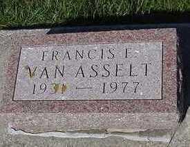 VANASSELT, MATHEW C. - Sioux County, Iowa | MATHEW C. VANASSELT