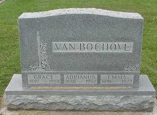 VANBOCHOVE, GRACE - Sioux County, Iowa | GRACE VANBOCHOVE