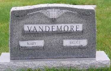 VANDEMORE, MARY (1891-1953) - Sioux County, Iowa | MARY (1891-1953) VANDEMORE
