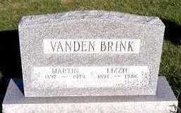 VANDENBRINK, MARTIN - Sioux County, Iowa | MARTIN VANDENBRINK