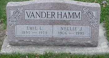VANDERHAMM, NELLIE (MRS. EMIL) - Sioux County, Iowa | NELLIE (MRS. EMIL) VANDERHAMM
