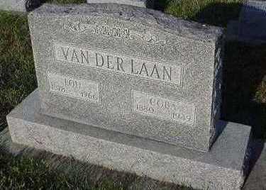 VANDERLAAN, COBA (MRS. LOU) - Sioux County, Iowa | COBA (MRS. LOU) VANDERLAAN