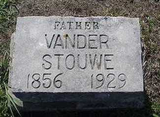 VANDERSTOUWE, FATHER - Sioux County, Iowa | FATHER VANDERSTOUWE