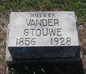 VANDERSTOUWE, MOTHER - Sioux County, Iowa | MOTHER VANDERSTOUWE