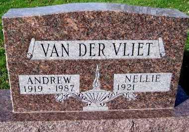 VANDERVLIET, ANDREW - Sioux County, Iowa | ANDREW VANDERVLIET