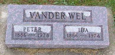 VANDERWEL, PETER - Sioux County, Iowa | PETER VANDERWEL