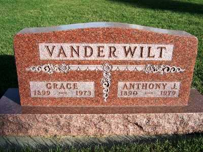 VANDERWILT, GRACE - Sioux County, Iowa | GRACE VANDERWILT