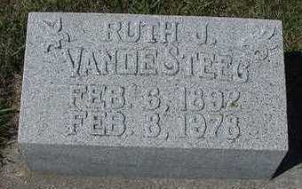 VANDESTEEG, RUTH J. - Sioux County, Iowa | RUTH J. VANDESTEEG