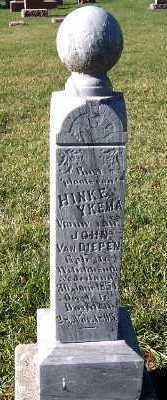 VANDIEPEN, HINKE (MRS. JOHN) - Sioux County, Iowa | HINKE (MRS. JOHN) VANDIEPEN