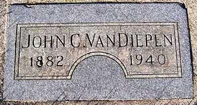 VANDIEPEN, JOHN C. - Sioux County, Iowa | JOHN C. VANDIEPEN