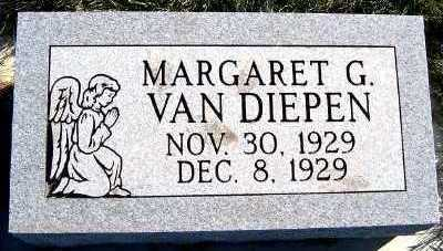 VANDIEPEN, MARGARET G. - Sioux County, Iowa | MARGARET G. VANDIEPEN