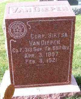 VANDIEPEN, SIETSA (CORP.) - Sioux County, Iowa | SIETSA (CORP.) VANDIEPEN