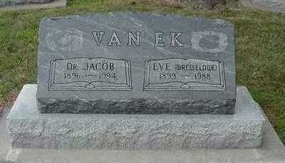 VANEK, JACOB DR. - Sioux County, Iowa | JACOB DR. VANEK
