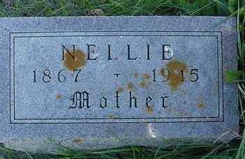 VANELDIK, NELLIE - Sioux County, Iowa | NELLIE VANELDIK