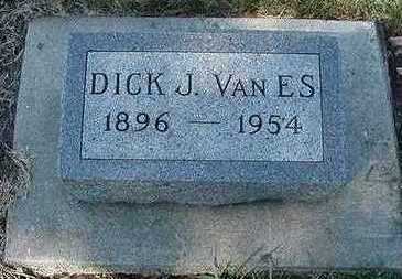 VANES, DICK J. - Sioux County, Iowa | DICK J. VANES