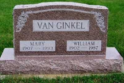 VANGINKEL, MARY - Sioux County, Iowa | MARY VANGINKEL
