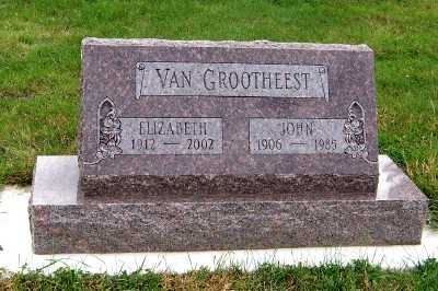 VANGROOTHEEST, JOHN - Sioux County, Iowa | JOHN VANGROOTHEEST