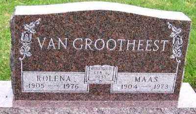 VANGROOTHEEST, ROLENA - Sioux County, Iowa | ROLENA VANGROOTHEEST